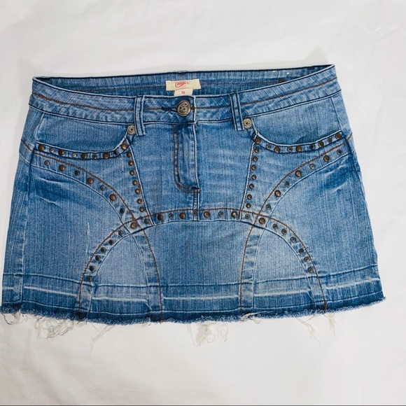 Candie's Dresses & Skirts - Candie's Jean Skirt-13